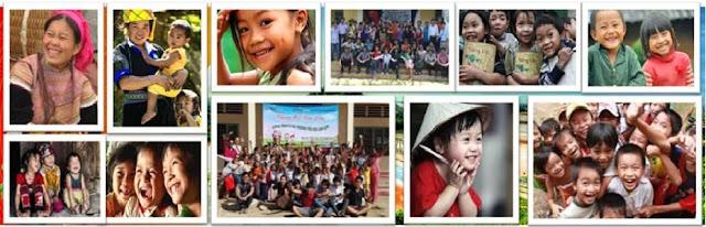 Hội từ thiện Vietnamsmile - tiền trạm trung thu 2015