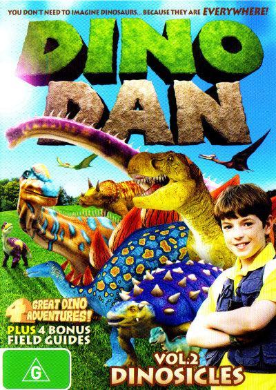 Dino Dan Çizgi Film Oyunları