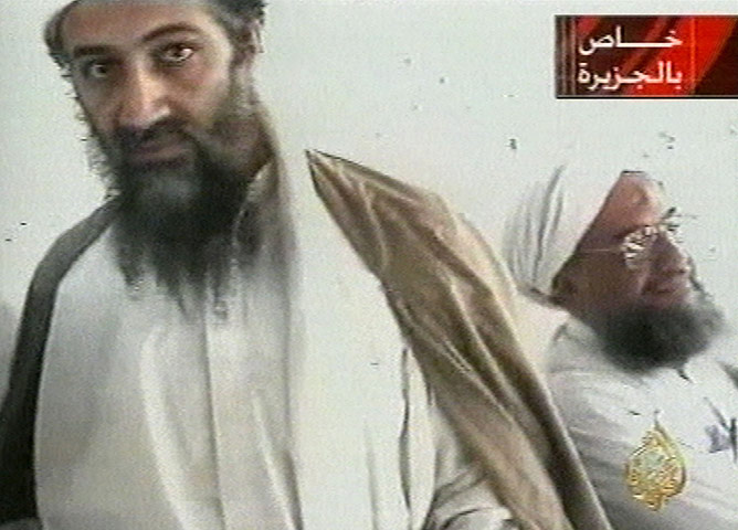 Osama bin Laden in a 2001. Osama Bin Laden And His Life