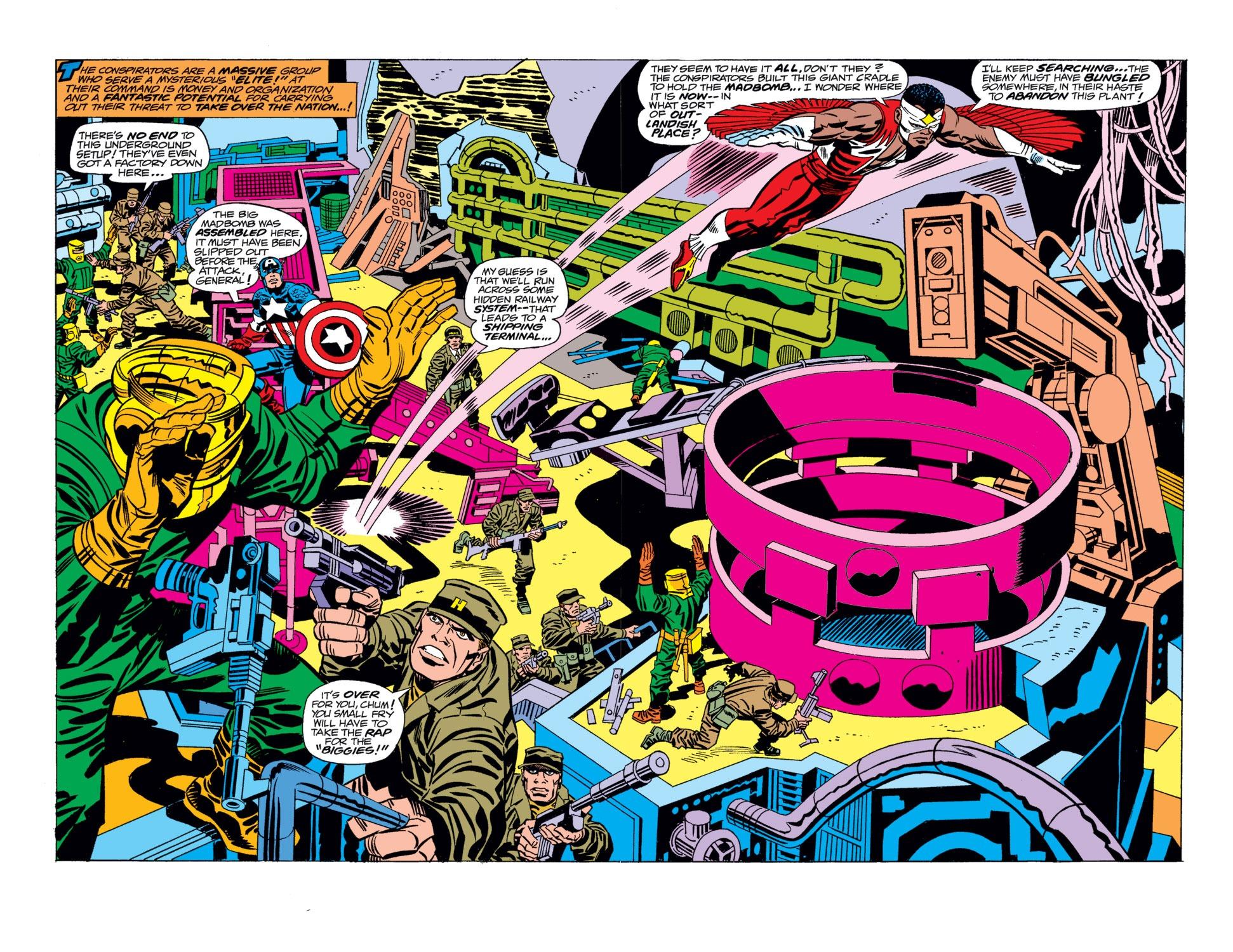 Captain America (1968) Issue #198 #112 - English 3