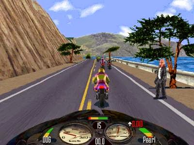Free Download Road rash Full Game