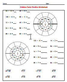 math worksheet : gedmath division skills basic and long division worksheets for  : Easy Long Division Worksheets