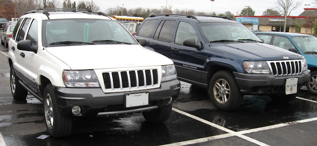 Jeep Grand Cherokee Vs Jeep Wrangler