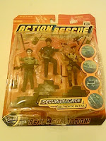 Corps Security Force Action Figures