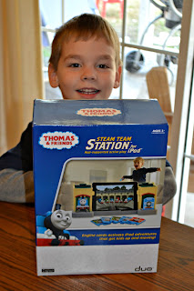 DSC 0466a Holiday Gift Guide: Thomas and Friends Duo Game #WIN