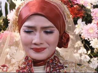 foto-foto pernikahan wahyu dan nada