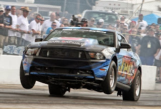 JPC Racing Ford Mustang