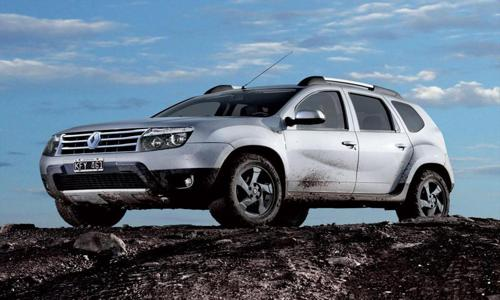 2012 Renault Duster.