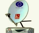 DD dish direct to home tv dded France 24 TV and Zee ETC