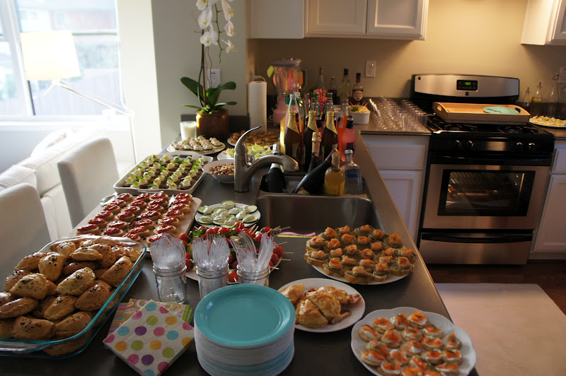 Askanam housewarming party for Housewarming food ideas