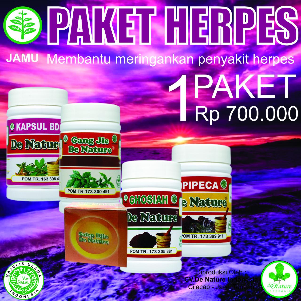 Paket Herpes
