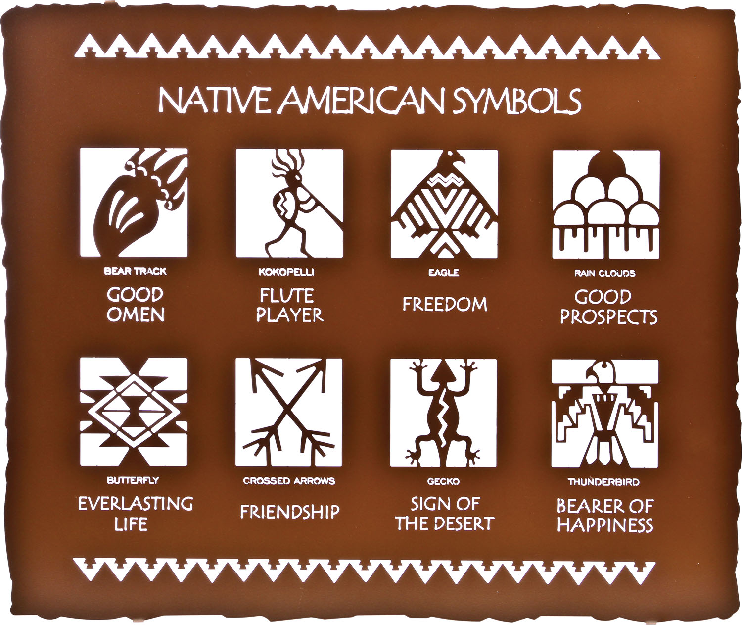 Native American Symbols Eve Warren A History Of
