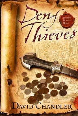 Fantasy Book Critic Den Of Thieves By David Chandler border=
