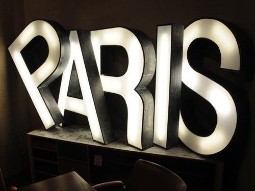 Neo arquitecturaymas letras luminosas para decorar for Letras luminosas decoracion
