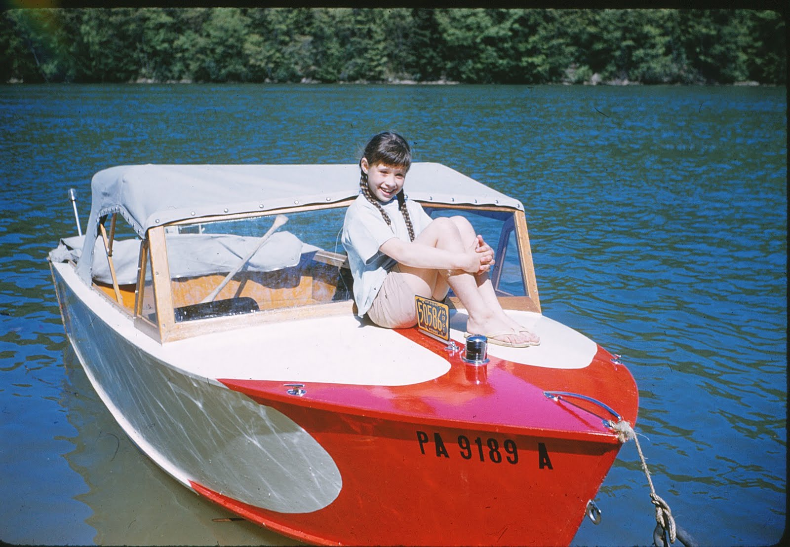 my grandfathers boat My husband died recently and he had a 14 ft aluminum fishing boat the letters on the boat are va228 i checked with the dmv in west virginia where i live and there is no record of the boat being titl.