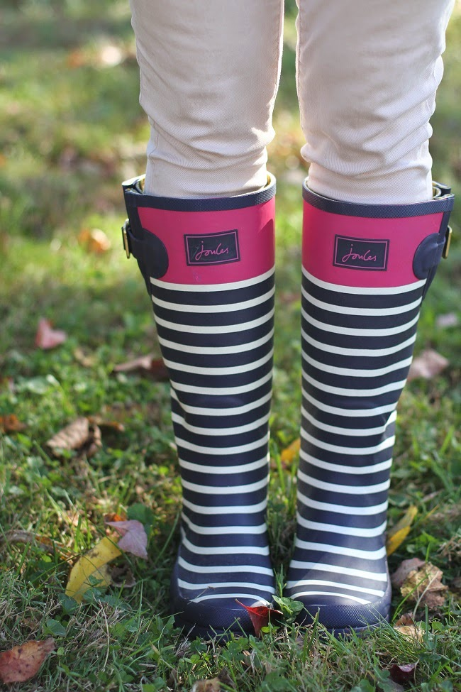 joules wellie boots