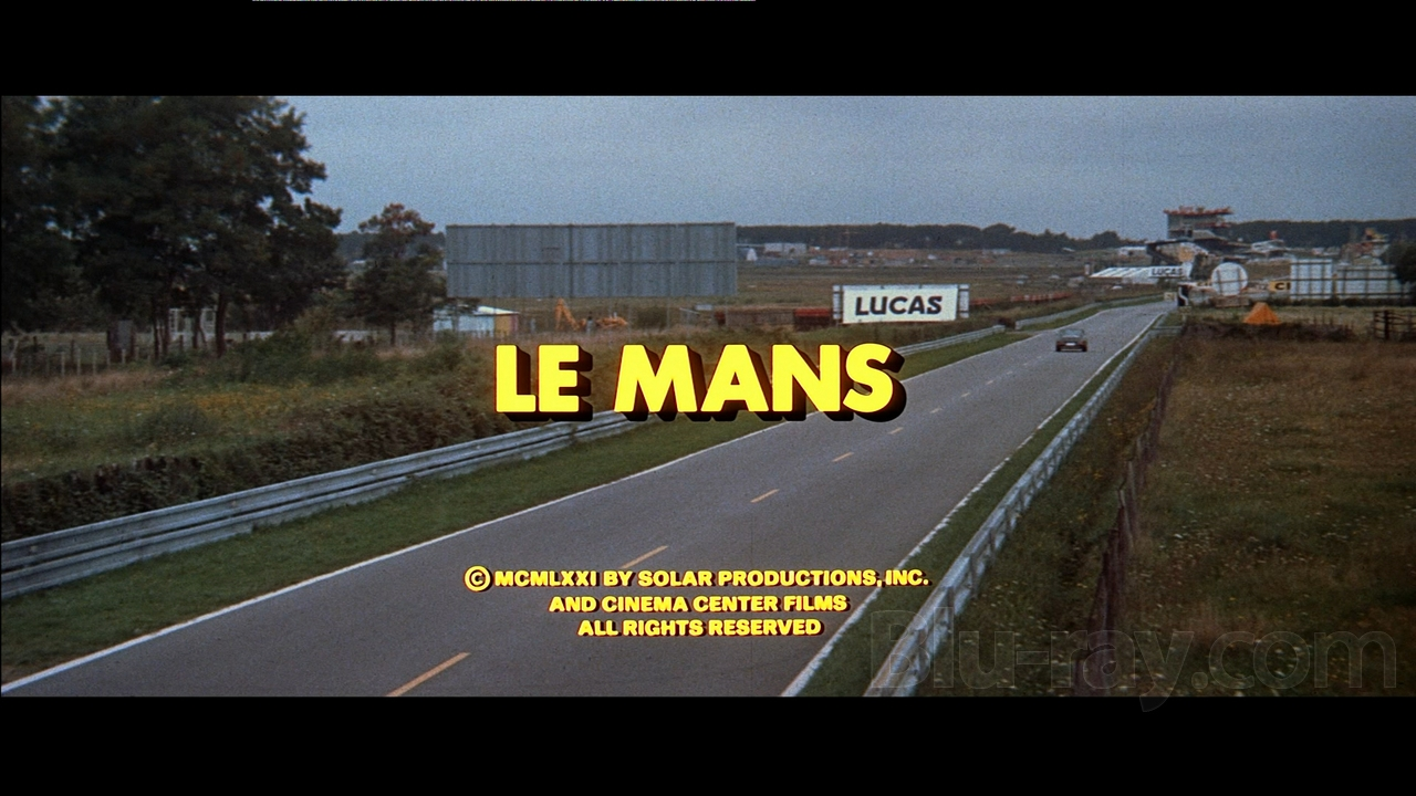 24 Heures Du Mans: Facts u0026 Things...: Le Mans (Movie 1971)
