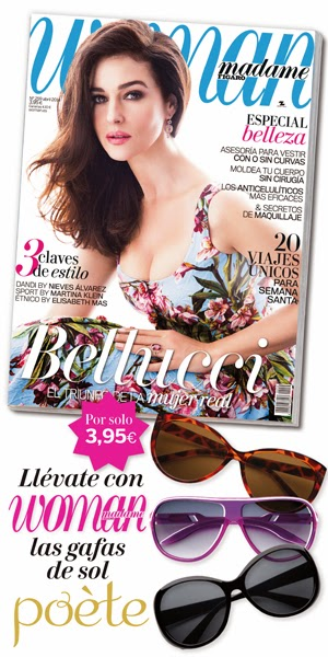 Revistas abril 2014: Woman