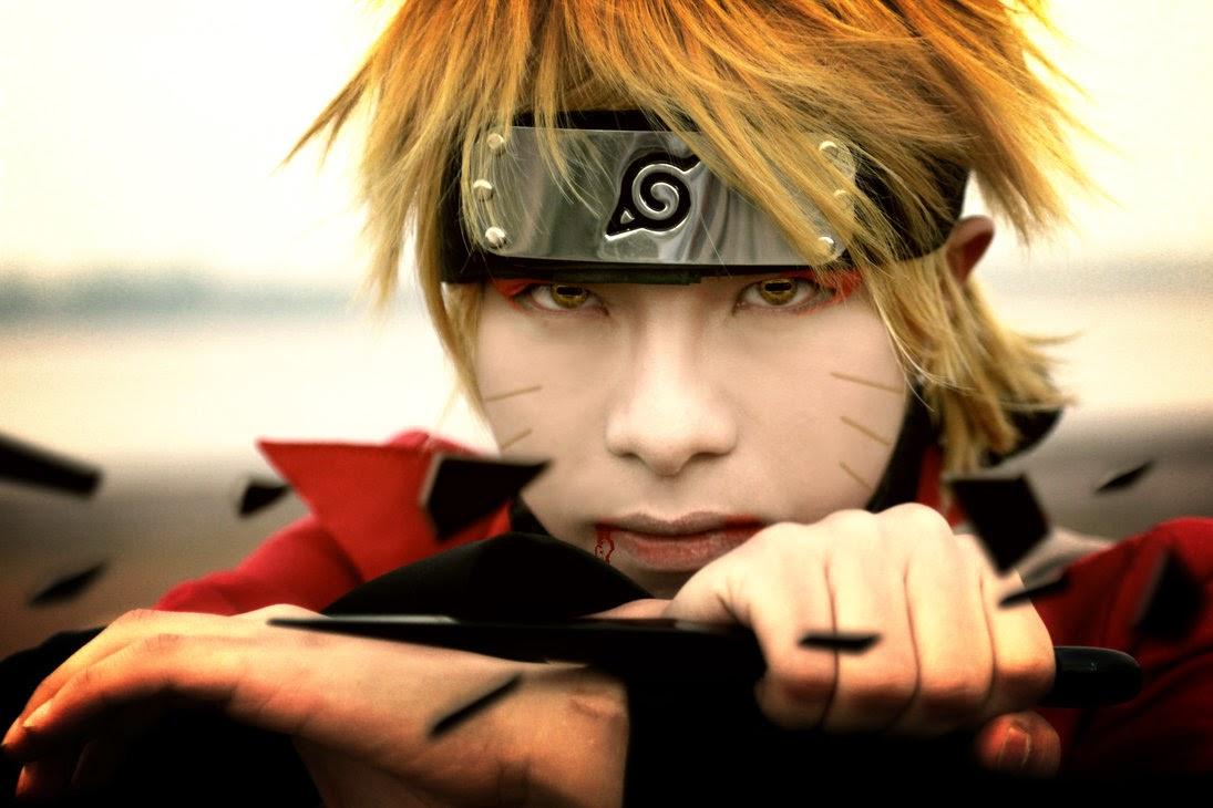 Naruto Sage Mode - by Duc Mu