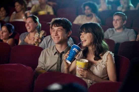 Escena de la película 500 días juntos