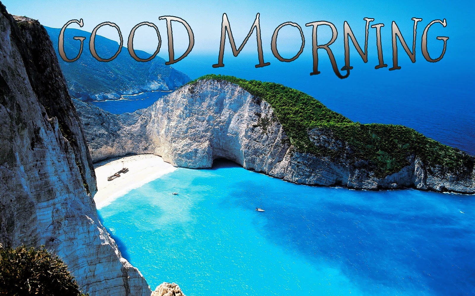 how to say good morning in greek