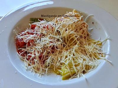 Pasta em Casa: Ravióli Verde, Ravióli de Banana e Lasanha a Bolonhesa com Parmesão