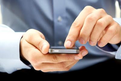 استخدام الهواتف الجوالات