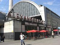 Alexander Platz a Berlino