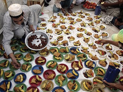 Iftar time, pakistan, ramadan
