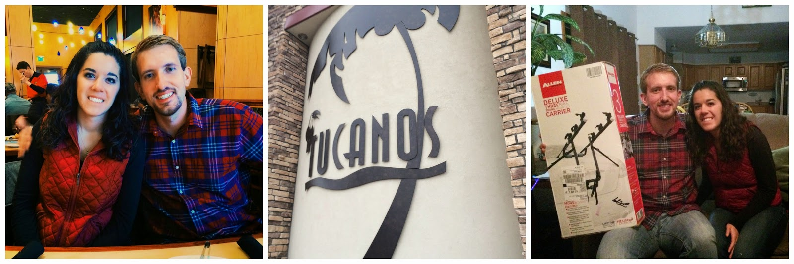 tucanos brazilian grill allen bike rack dinner picture
