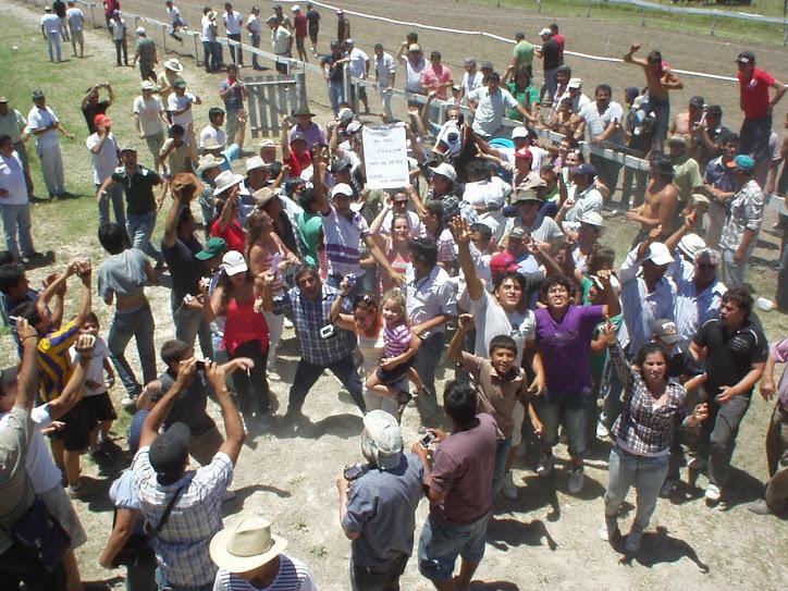 Hipodromo la Ilusión 27 Noviembre 2011