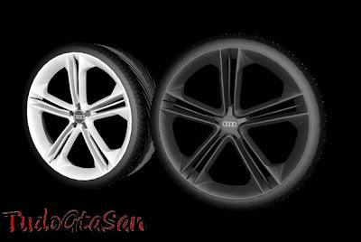 ZM - Roda Audi S8 Edit By