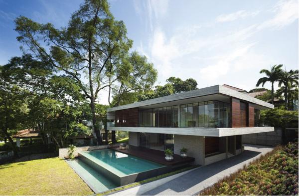 architettura e feng shui: casa jkc1 | blog di arredamento e ... - Arredare Casa Feng Shui