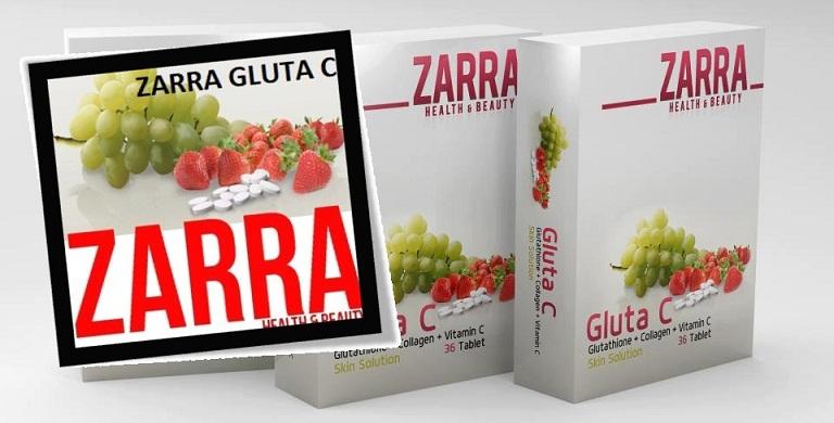 Zarra Gluta C Stokis