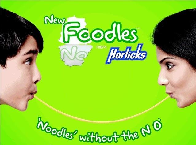 horlicks foodles website