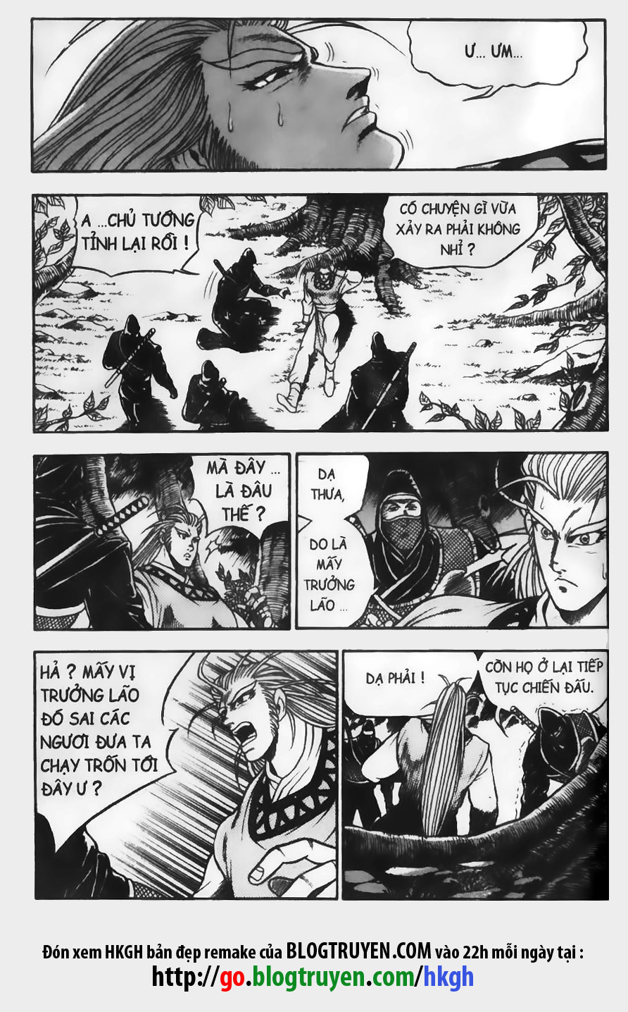 Hiệp Khách Giang Hồ chap 30 page 12 - IZTruyenTranh.com