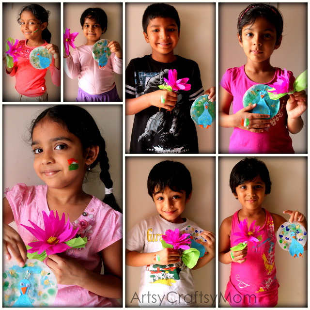 India Crafts Independence Day Special Craft Class 9 Artsy