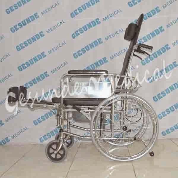 alamat distributor kursi roda multifungsi  fs609gcu serenity