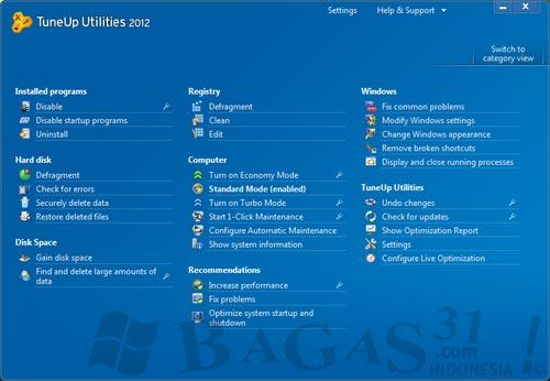TuneUp Utilities 2012 Full Serial 3
