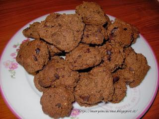 biscotti mandorlini