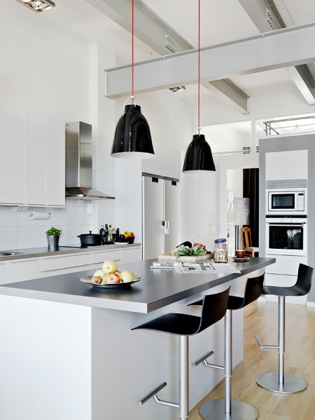 Dise o de cocinas con isla kansei cocinas servicio profesional de dise o y decoraci n de cocinas - Islas de cocina y camareras ...