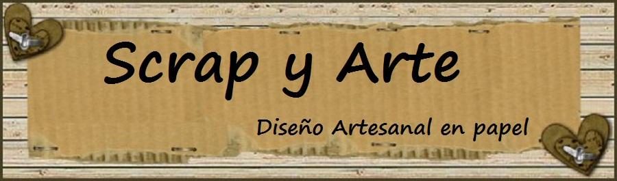 SCRAP Y ARTE