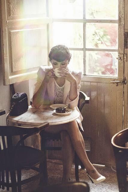 Una paradita para un coffee