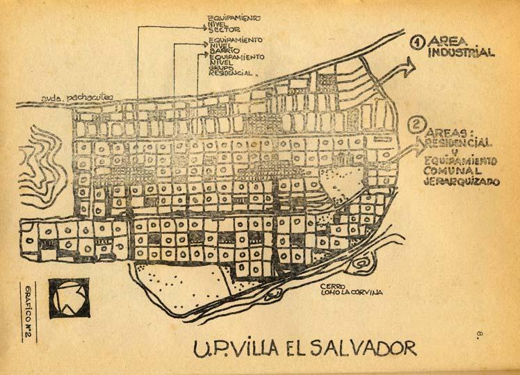 Laboratoire urbanisme insurrectionnel lima le pcp sl et for Plano de villa el salvador