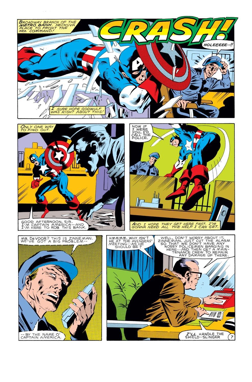 Captain America (1968) Issue #289 #205 - English 8