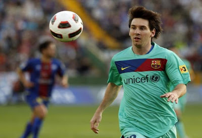 Lionel Messi God Of  Football