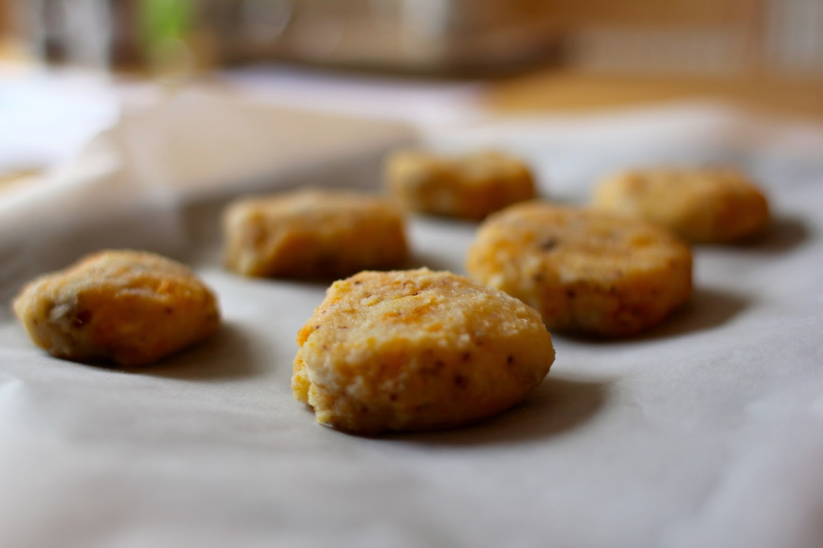Mamacook smoked mackerel fish cakes for Baked fish cakes