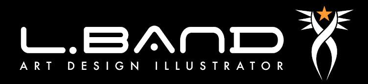 L.BAND art design illustrator