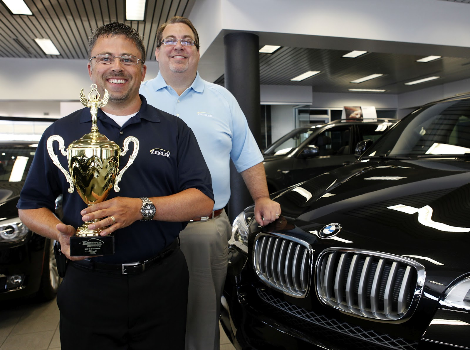 Deutschemarques Auto Group Bmws Compete For The Zeigler