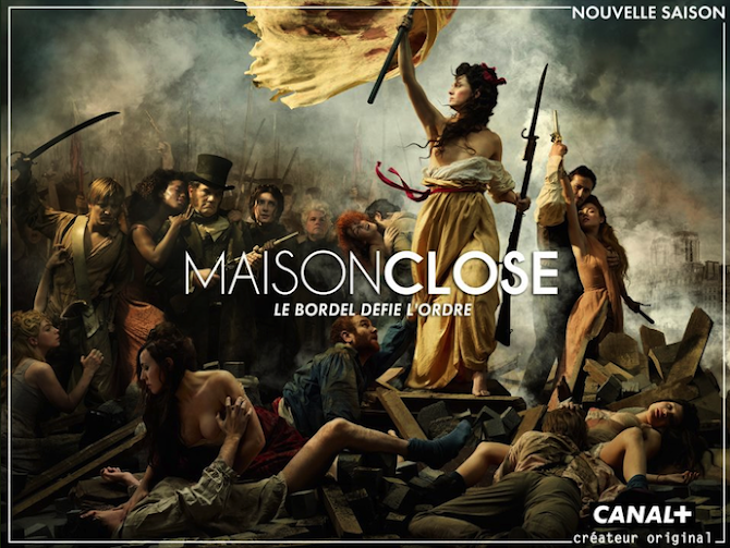 Canal+ - Maison Close will not have a third season ; Starz eyes US broadcast for Versailles